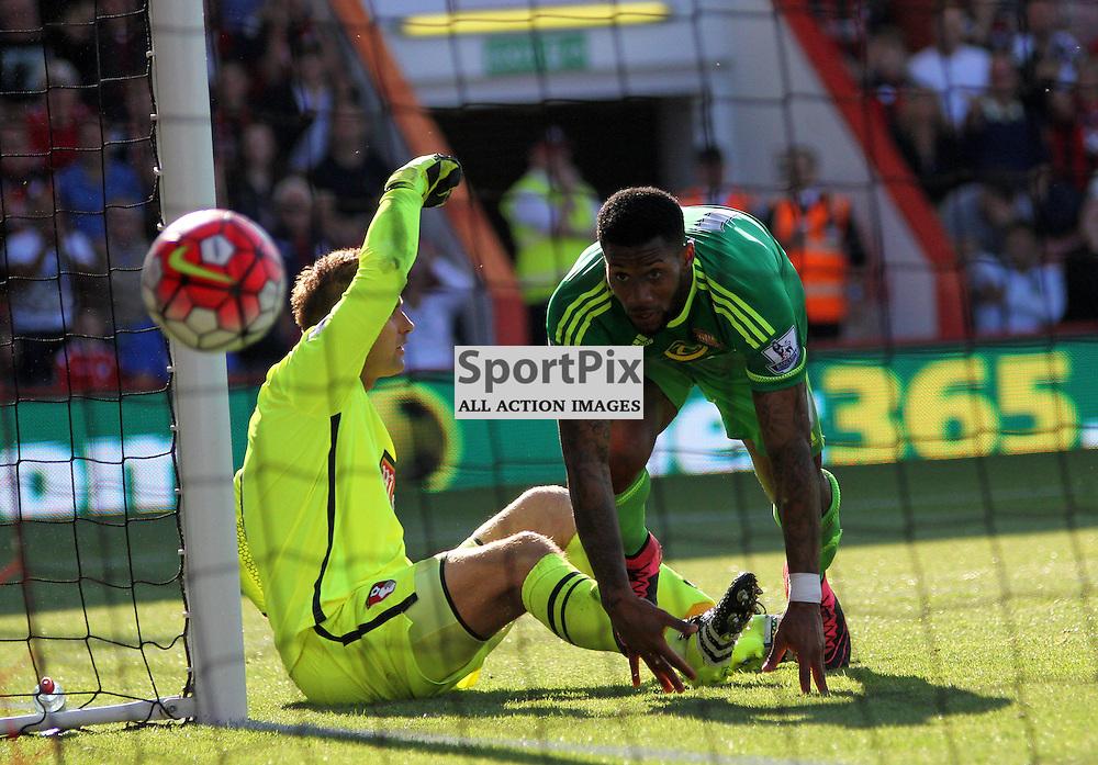 Jermaine Lens Disallowed Goal During Bournemouth vs Sunderland on Saturday 19th September 2015.