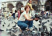 Margaret in Venice