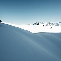 Skitour auf die Steinkarspitze in den Lechtaler Alpen