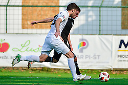 Luka Bobicanec of NS Mura during football match between NS Mura and NK Rudar Velenje in 13th Round of Prva liga Telekom Slovenije 2018/19, on October 20, 2018 in Mestni stadion Fazanerija, Murska Sobota , Slovenia. Photo by Mario Horvat / Sportida
