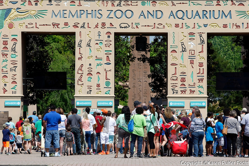 The Memphis Zoo, Memphis, Tennessee