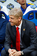 Picture by David Horn/Focus Images Ltd +44 7545 970036<br /> 26/10/2013<br /> Arsene Wenger , Manager of Arsenal during the Barclays Premier League match at Selhurst Park, London.