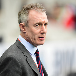 Wales temporary head coach Rob Howley during the RBS Six Nations match between France and Wales at Stade de France on March 18, 2017 in Paris, France. (Photo by Dave Winter/Icon Sport)