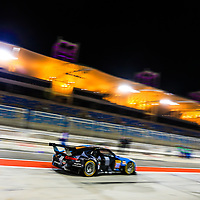 #77, Dempsey Proton Racing, Porsche 911 RSR (2016), driven by: Christian Ried, Matteo Cairoli, Marvin Dienst, WEC BAPCO 6 Hours of Bahrain, 18/11/2017,