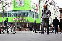 Mannheim. 20.03.17 | BILD- ID 051 |<br /> Innenstadt. K1. M&ouml;max. Schliessung der Filiale am Neckartor in der Breiten Stra&szlig;e steht bevor.<br /> <br /> Bild: Markus Prosswitz 20MAR17 / masterpress (Bild ist honorarpflichtig - No Model Release!)