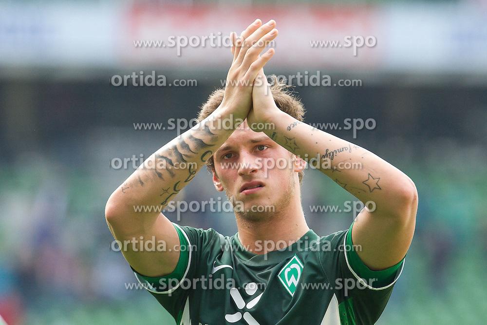 02.04.2011, Weserstadion, Bremen, GER, 1.FBL, Werder Bremen vs VFB Stuttgart, im Bild  Marko Arnautovic (Werder #07 )   EXPA Pictures © 2011, PhotoCredit: EXPA/ nph/  Kokenge       ****** out of GER / SWE / CRO  / BEL ******