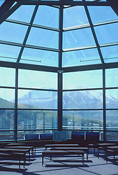 Coldwater Visitor Center, Mt. St. Helens National Volcanic Monument, Washington, US