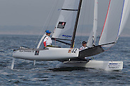 2013 Nacra 17 | Day 2 | 23 July