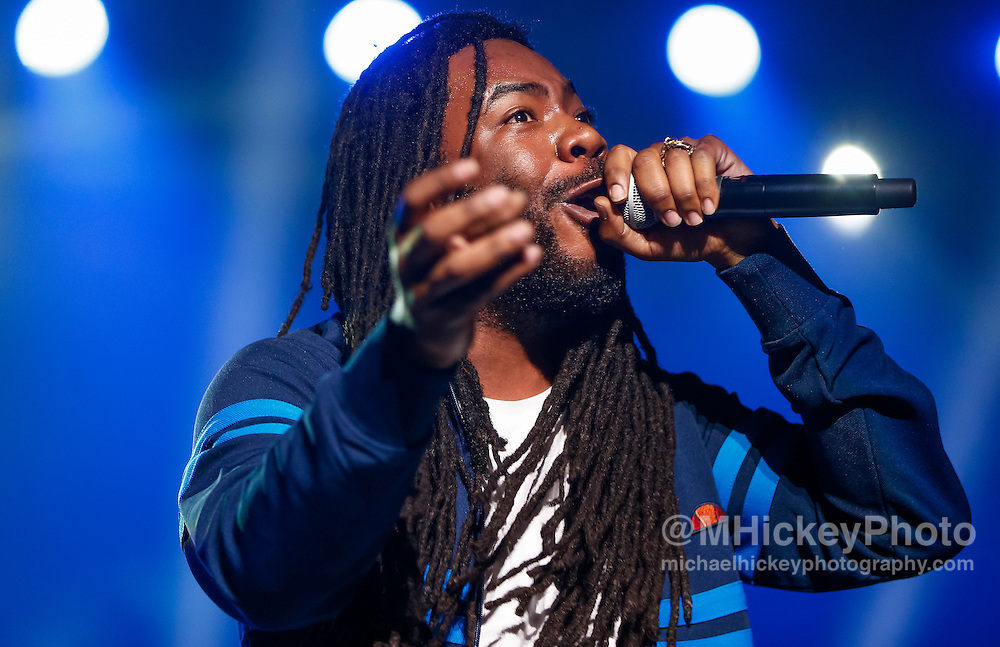 INDIANAPOLIS, IN - DECEMBER 04: DRAM performs during 2016 Santa Slam Concert at Indiana Farmers Coliseum on December 4, 2016 in Indianapolis, Indiana. (Photo by Michael Hickey/Getty Images) *** Local Caption *** DRAM
