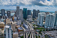 Downtown Miami featuring Downtown Distributor (Highway)