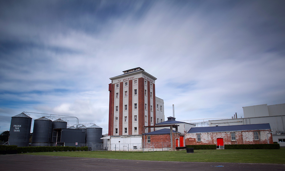Tui Brewery, Mangatainoka, New Zealand, Tuesday, August 28th, 2013. Credit:SNPA / Ben Campbell