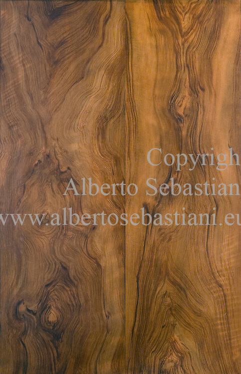 a walnut wood marquetry texture