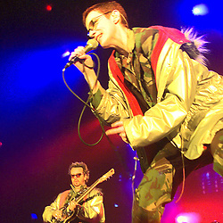Eurythmics at the SECC in 1999