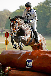 Dibowski Andreas (GER) - Mighty Magic<br /> World Championship Young Eventing Horses<br /> Le Lion d'Angers 2009<br /> © Hippo Foto - Christophe Bricot
