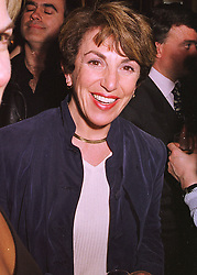 Former MP EDWINA CURRIE at a party in London on 27th April 1998.MHE 3