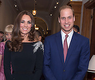 KATE & Prince William Attend State Reception 2