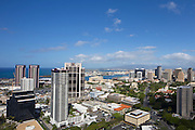 Downtown, Honolulu, Hawaii
