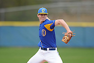 Oxford High's Hunter Roth (19) vs. West Point in Oxford, Miss., on Tuesday, April 2, 2014. Oxford High won 10-0.