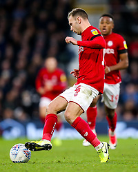 Andi Weimann of Bristol City - Rogan/JMP - 07/12/2019 - Craven Cottage - London, England - Fulham v Bristol City - Sky Bet Championship.