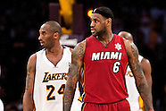 Lakers vs Heat 12-25-10