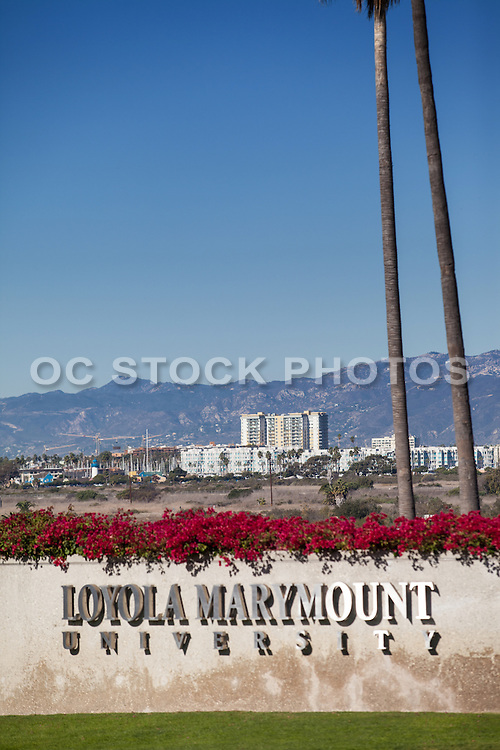 Loyola Marymount University Los Angeles California