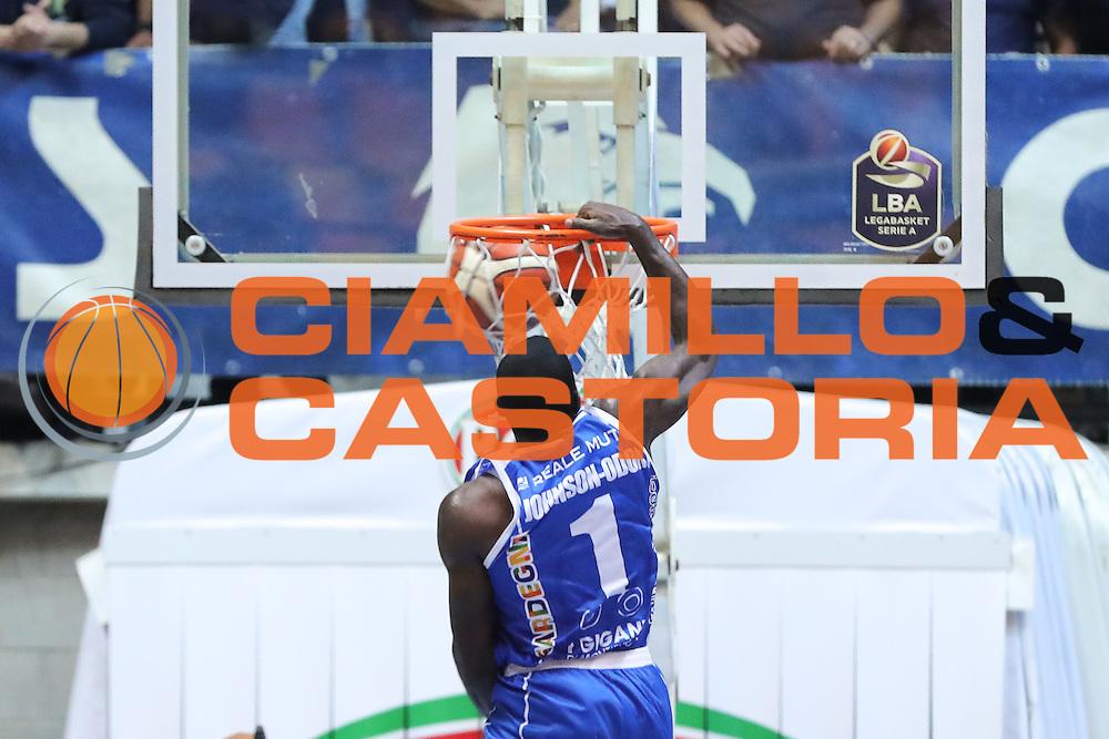 darius Johnson-Odon<br /> Red October Cantu' Banco di Sardegna Sassari<br /> LegaBasket 2016/2017<br /> Desio 23/10/2016<br /> Foto Ciamillo-Castoria<br /> Provvisorio