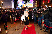 Marie Helvin, Criterion Restaurant  celebrates its 135th anniversary. Piccadilly Circus. London. 2 February 2010