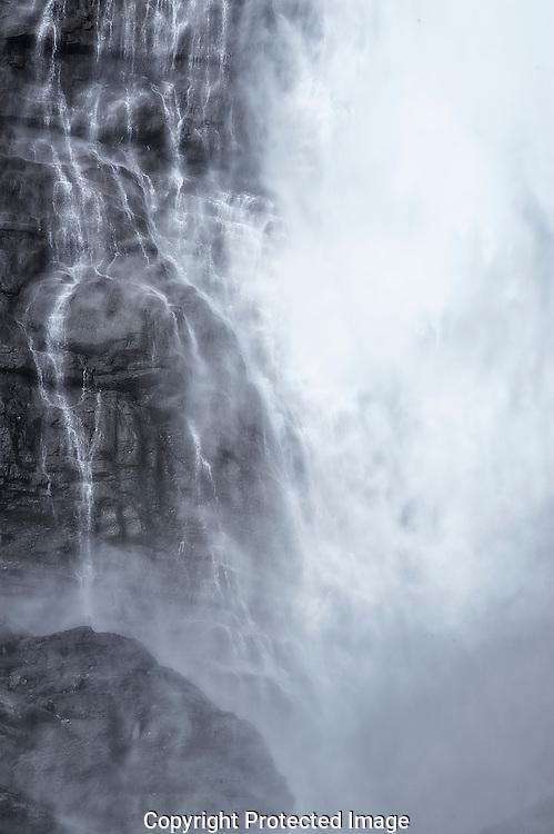 Takakkaw Falls., British Columbia, canada, Isobel Springett