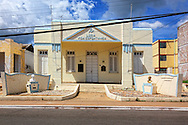 Masonic lodge in San Cristobal, Artemisa, Cuba.