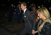 Prince Pavlos and Princess Marie -Chantal of Greece, Conservative Party Black & White Ball Battersea Evolution, London, SW11. Fundraising ball for the Conservative Party. 6 February 2008.  *** Local Caption *** -DO NOT ARCHIVE-© Copyright Photograph by Dafydd Jones. 248 Clapham Rd. London SW9 0PZ. Tel 0207 820 0771. www.dafjones.com.