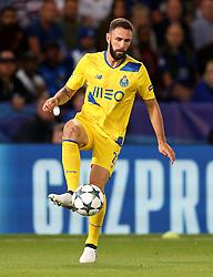 Miguel Layun of FC Porto  - Mandatory by-line: Matt McNulty/JMP - 27/09/2016 - FOOTBALL - King Power Stadium - Leicester, England - Leicester City v FC Porto - UEFA Champions League