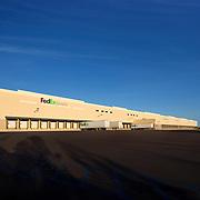 Exterior Images of FedEx Ground Burbank Facility