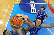 DESCRIZIONE : Siauliai Lithuania Lituania Eurobasket Men 2011 Preliminary Round Lettonia Serbia<br /> GIOCATORE : Kosta Perovic<br /> CATEGORIA : stoppata<br /> SQUADRA : Lettonia Serbia<br /> EVENTO : Eurobasket Men 2011<br /> GARA : Lettonia Serbia<br /> DATA : 01/09/2011 <br /> SPORT : Pallacanestro <br /> AUTORE : Agenzia Ciamillo-Castoria/T.Wiedensohler<br /> Galleria : Eurobasket Men 2011 <br /> Fotonotizia : Siauliai Lithuania Lituania Eurobasket Men 2011 Preliminary Round Lettonia Serbia<br /> Predefinita :