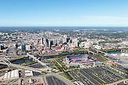 Nashville Skyline Aerials