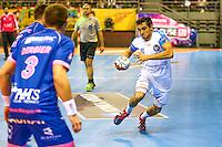 Maxime Gilbert - 01.04.2015 - Toulouse / Cesson Rennes - 19eme journee de Division 1<br />Photo : Manuel Blondeau / Icon Sport