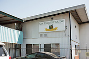 Nutra Fig Headquarters in Fresno, California