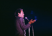Famous comedian; Billy Crystal performing in New York City.