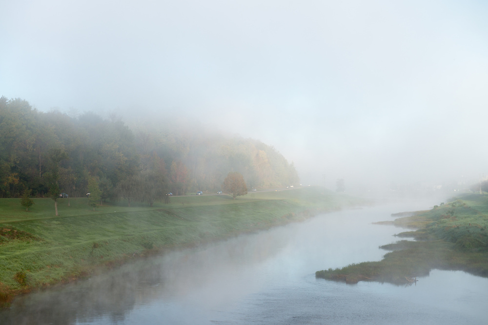 Hocking River, Bike Path, Photo by Ben Siegel