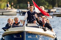 Hosmar Frank, Den Dulk Nicole, Heuitink Joyce<br /> EC Rotterdam 2019<br /> © Hippo Foto - Sharon Vandeput<br /> 19/08/19
