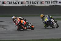 Nicky Hayden, Valentino Rossi, Red Bull Indianapolis Moto GP, Indianapolis Motor Speedway, Indianapolis, Indiana, USA, 14, September 2008  08mgp14