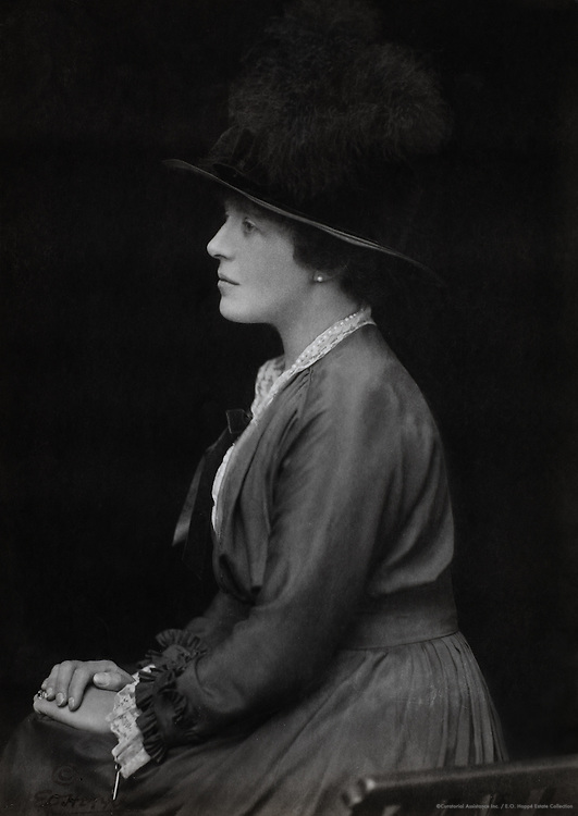 Lilias Margaret Frances, Countess Bathurst, England, UK, 1917