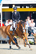 Anoek van der Pluijm - C Wellie<br /> FEI WBFSH World Breeding Jumping Championships for Young Horses 2017<br /> © DigiShots