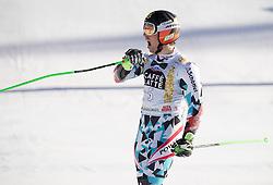 18.12.2016, Grand Risa, La Villa, ITA, FIS Ski Weltcup, Alta Badia, Riesenslalom, Herren, 2. Lauf, im Bild Marcel Hirscher (AUT, 1. Platz) // race winner Marcel Hirscher of Austria reacts after his 2nd run of men's Giant Slalom of FIS ski alpine world cup at the Grand Risa race Course in La Villa, Italy on 2016/12/18. EXPA Pictures © 2016, PhotoCredit: EXPA/ Johann Groder