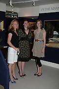 Anna Lort-Phillips, Joanna Ime and Katherine Phillips. New Collectors Evening. Grosvenor House Antiques Fair. Park Lane. 19 June 2007.  -DO NOT ARCHIVE-© Copyright Photograph by Dafydd Jones. 248 Clapham Rd. London SW9 0PZ. Tel 0207 820 0771. www.dafjones.com.