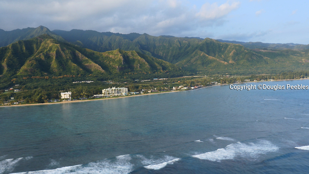 Punaluu, Windward Coast,  Oahu, Hawaii