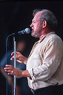 Joe Cocker performing at Woodstock 94 festival in Saugerties, NY on August 13, 1994.(photo by Gabe Palacio)