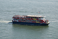 Liberty Island. Sightseeing tours.