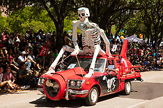 Art Car Parade 2017