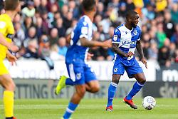 Abu Ogogo of Bristol Rovers - Rogan/JMP - 10/08/2019 - FOOTBALL - Memorial Stadium - Bristol, England - Bristol Rovers v Wycombe Wanderers - Sky Bet League 1.