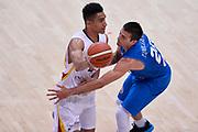 DESCRIZIONE : Trento Nazionale Italia Uomini Trentino Basket Cup Italia Germania Italy Germany <br /> GIOCATORE : Maodo Lo<br /> CATEGORIA : passaggio<br /> SQUADRA : Germania Germany<br /> EVENTO : Trentino Basket Cup<br /> GARA : Italia Germania Italy Germany<br /> DATA : 01/08/2015<br /> SPORT : Pallacanestro<br /> AUTORE : Agenzia Ciamillo-Castoria/Max.Ceretti<br /> Galleria : FIP Nazionali 2015<br /> Fotonotizia : Trento Nazionale Italia Uomini Trentino Basket Cup Italia Germania Italy Germany